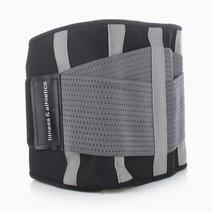 Waist Shaper in Black-Grey by Fitness & Athletics