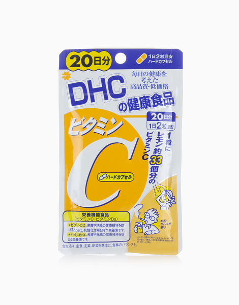 Vitamin C with 1,000mg (40 Caps) by DHC