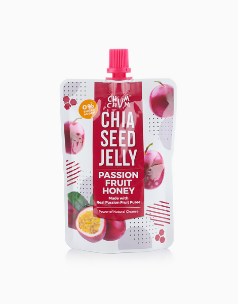 Chia Seed Passion Fruit Honey Jelly Drink by Healthy Choice PH