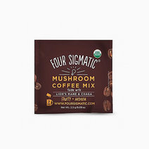 Four sigmatic sachet lion's