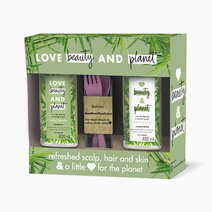 Love beauty and planet hair care gift bundle tea tree oil   vetiver 03