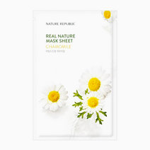 Real Nature Chamomile Mask Sheet by Nature Republic