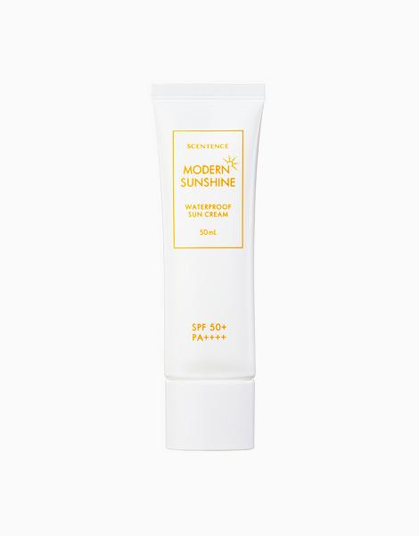Modern Sunshine Waterproof Sun Cream SPF50+ PA++++ by Scentence