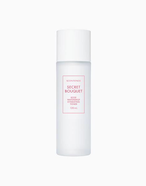 Secret Bouquet Rose Waterdrop Hydrating Toner by Scentence
