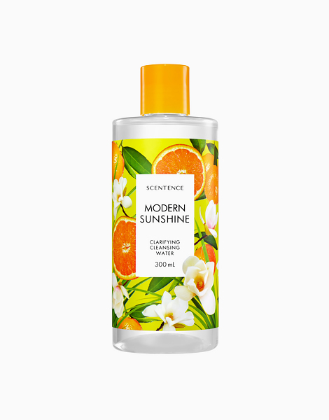 Modern Sunshine Clarifying Cleansing Water by Scentence