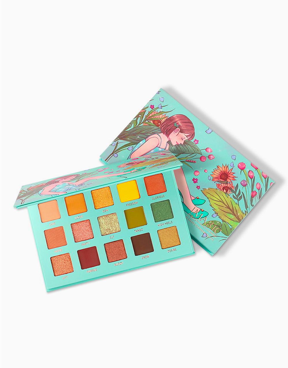 High Heels Baby 15-Color Eyeshadow Palette by Imagic