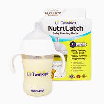 NutriLatch Feeding Bottle 3m+ by Li'l Twinkies