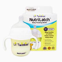 NutriLatch Feeding Bottle 0m+ by Li'l Twinkies