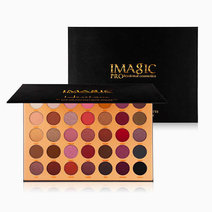 35-Color Here-I-Am Eyeshadow Palette by Imagic