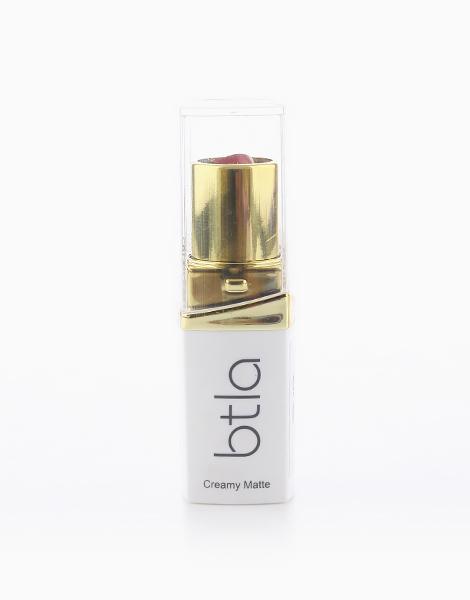 Creamy Matte Lipstick by BTLA   Rose Wood