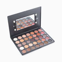 35-Color Eyeshadow Palette by BTLA