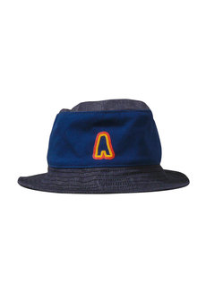 Over Lapping Bucket Hat by Artwork