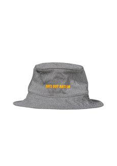 Hats On Bucket Hat by Artwork