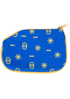 Overlap Coin Purse by Artwork
