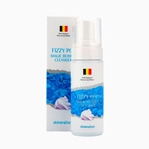 Fizzy pop magic bubble cleanser with belgium natural spa water
