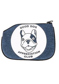 Good Dog Coin Purse by Artwork