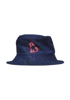 Dog Cute Bucket Hat by Artwork