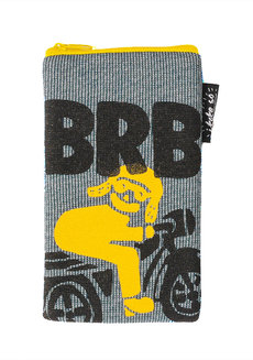 BRB Vertical Pouch by Artwork