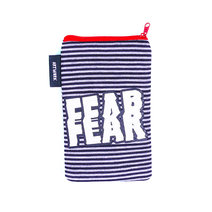 Fear Vertical Pouch by Artwork