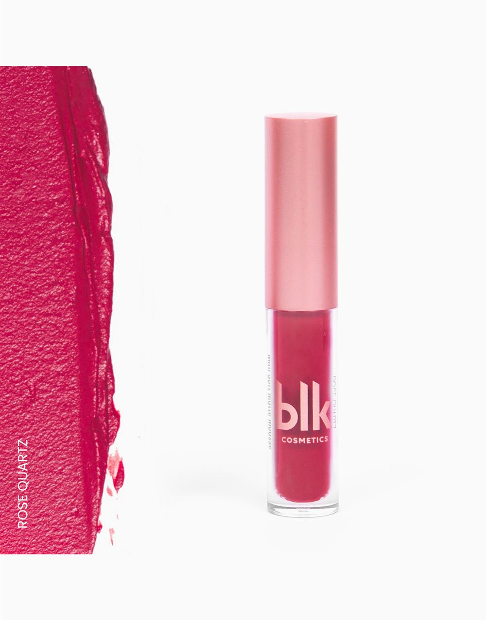 Mini Soft Matte Mousse by BLK Cosmetics | Rose Quartz