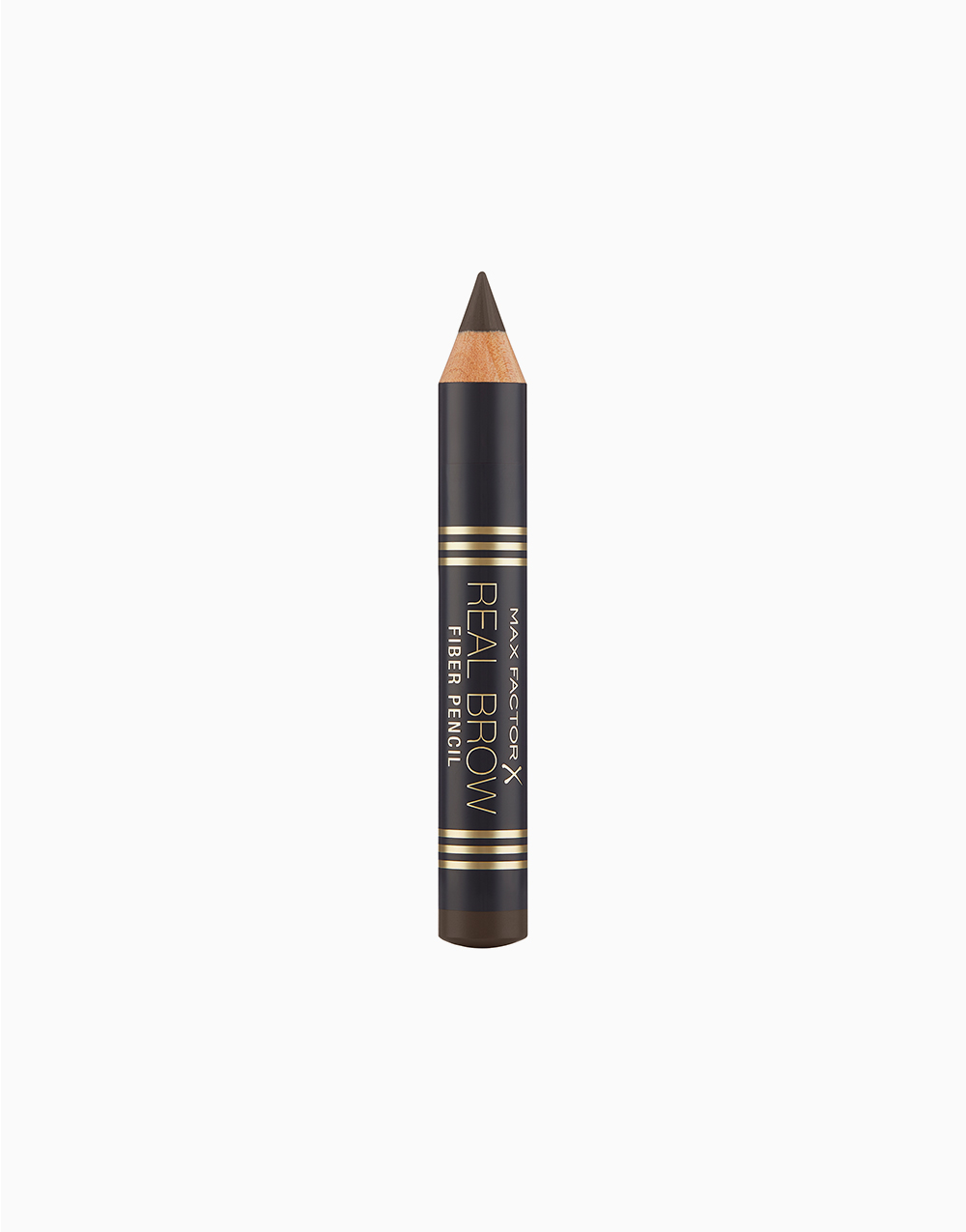 Real Brow Fiber Pencil by Max Factor   Rich Brown