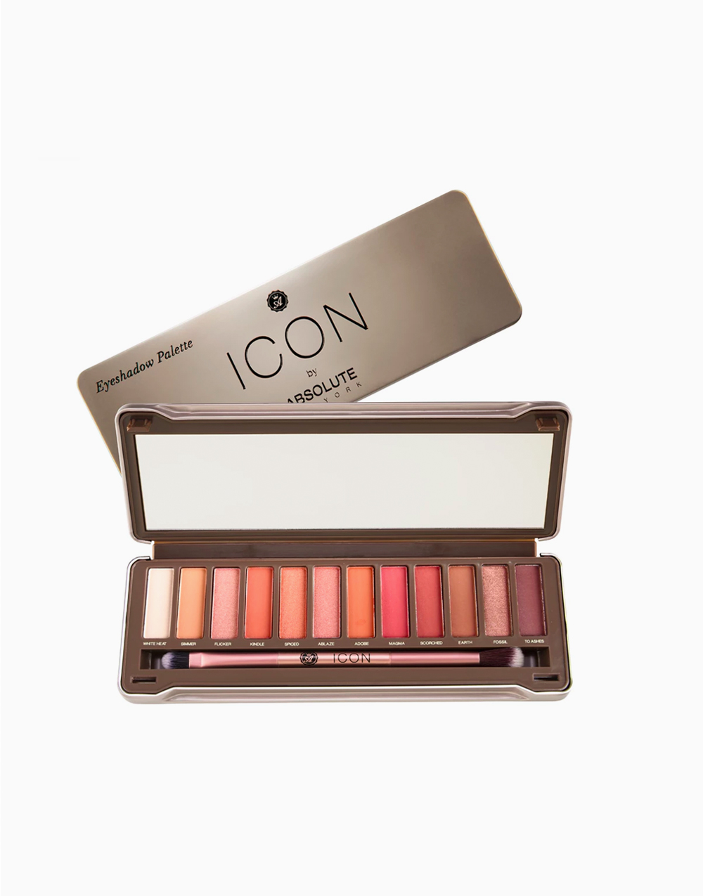 Icon Eye Shadow Palette by Absolute New York | Wildfire