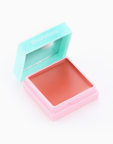 Glam Pocket by Skinpotions | The Bomb - Peachy Coral / Soft Rose Gold