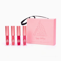 Holiday Soft Matte Mousse Set of 4 by BLK Cosmetics