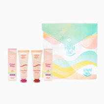 Happyskin sunkissed   flamingo duo