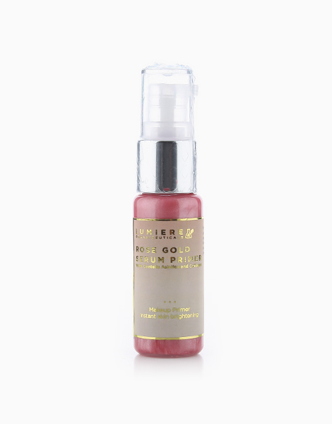 Rose Gold Serum Primer by Lumiere Organiceuticals