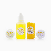 AHA Miracle Glow-On Face Set Trial Pack by YVI Skin Care Products