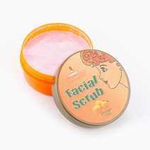Facial Scrub with Orange Extract by Aromacology Sensi