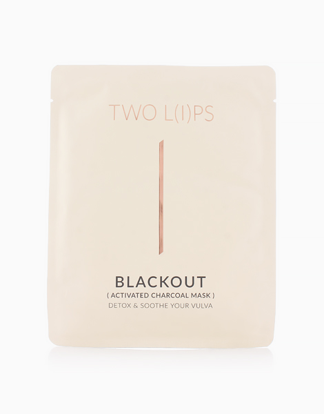 Blackout Mask by Two Lips