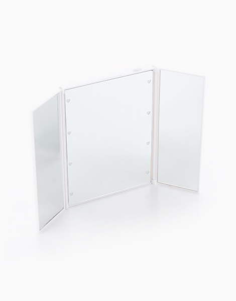 Portable Tri-Fold Cosmetic Mirror by Honest Tools