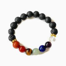 7 chakra diffuser bracelet %2810mm beads%29