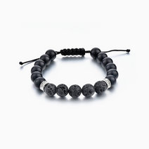 Matte Onyx Diffuser Bracelet by Stones for the Soul