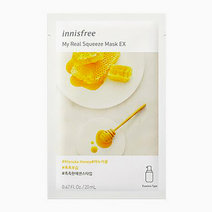 Innisfree my real squeeze manuka honey mask ex