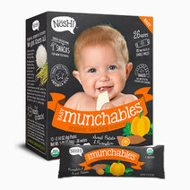 Sweet Potato Pumpkin Organic Vegan Baby Munchables by Nosh!