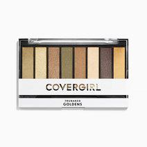Covergirl trunaked eyeshadow palette goldens