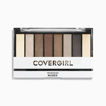 Covergirl trunaked eyeshadow palette nudes