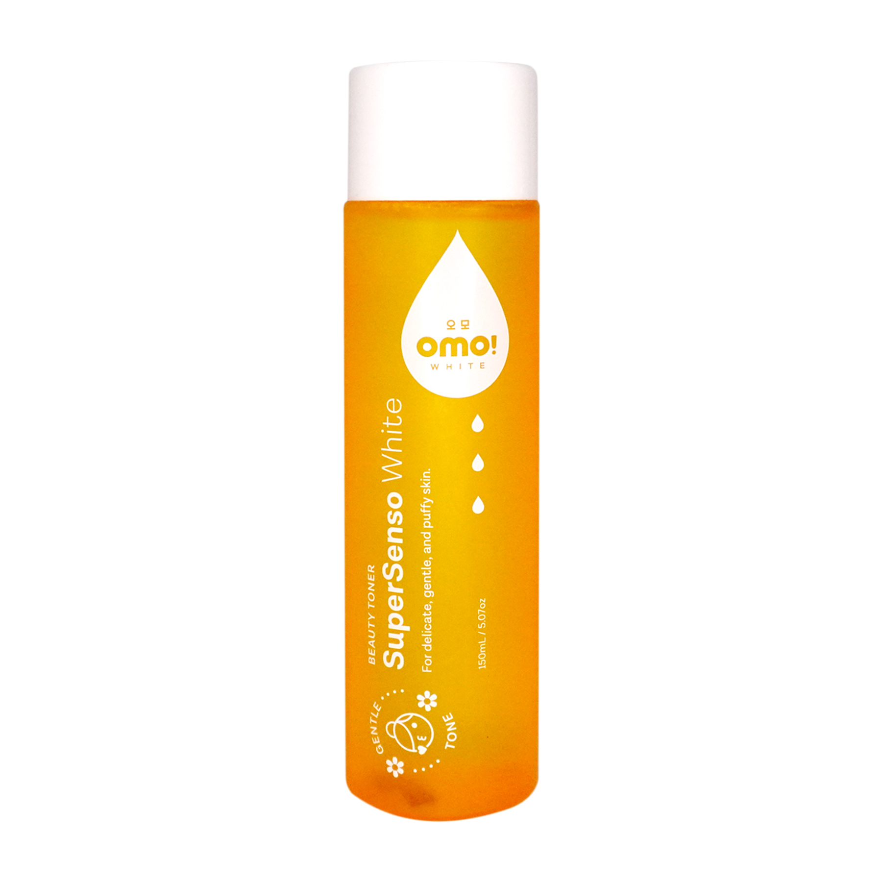 SuperSenso Beauty Toner For Gentle Skin (150ml) by OMO! White