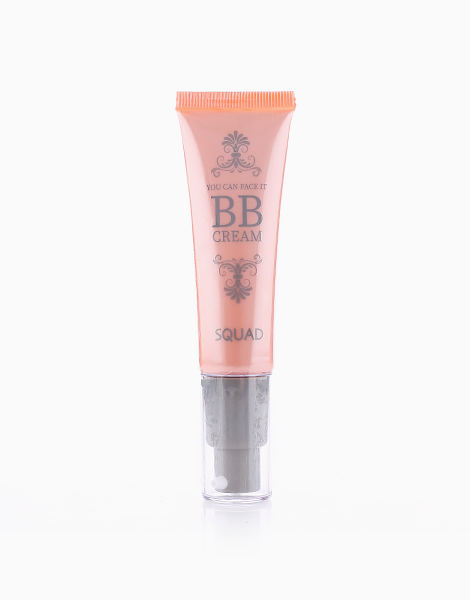 You Can Face It BB Cream by SQUAD | Tan