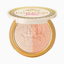 Too faced highlighting powder duo candlelight glow warm glow