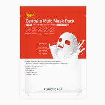 Pureforet centella asiatica multi mask