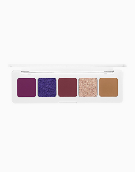 Mini Lila Eyeshadow Palette by Natasha Denona