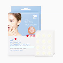 G9skin ac solution acne clear spot patch %2836 pieces%29