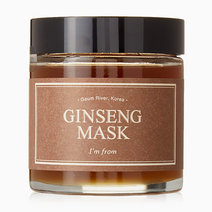 I m from ginseng mask