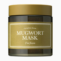 I m from mugwort mask