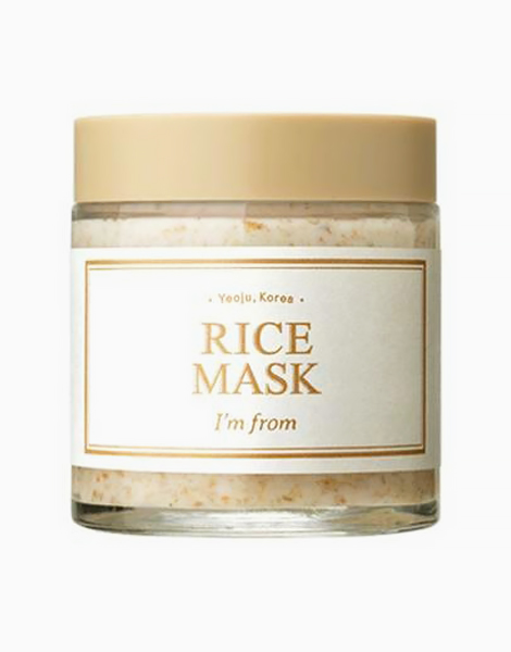 Rice Mask by I'm From
