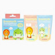 Breast Milk Bag 20s (200ml) by K-MOM